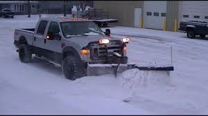 100 How To Plow Snow With A Truck 2008 Ford F250 Super Duty Ing With Dogg V
