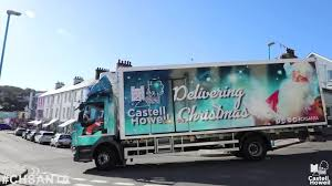 Coca Cola Just Got Some Competition For Their Christmas Truck In ... Cacola Christmas Truck Verve Fileweihnachtstruckjpg Wikimedia Commons Coca Cola 542114 Walldevil Holidays Are Coming Truck Visiting Clacton Politician Wants To Ban From Handing Out Free Drinks At In Ldon Kalpachev Otography Tour Brnemouthcom Llanelli The Herald Llansamlet Swansea Uk16th Nov 2017 With Led Lights 143 Scale Hobbies And Returns Despite Protests