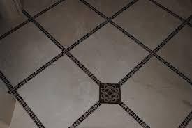 Elegant Border Tiles For Floors Of Tile Floor Borders Gallery Flooring Design