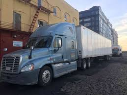 100 Bk Trucking Green Streets Industry City Leaders Want To Install More Massive