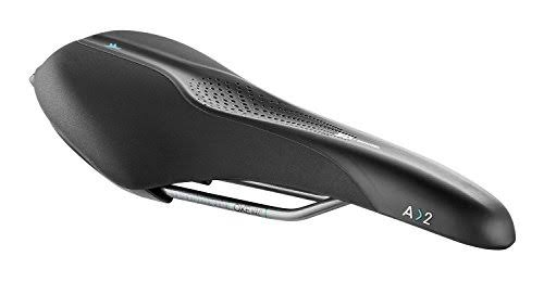 Selle Royal Scientia Athletic Saddle - Medium, Black