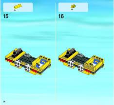 100 Lego Mining Truck LEGO Instructions 4202 City