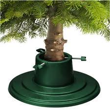 Holly Round Green Christmas Xmas Tree Stand For Real Artificial Trees To 6ft