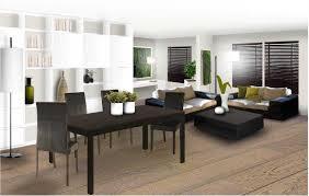 aménagement cuisine salle à manger amenagement cuisine rectangulaire galerie et amenagement salon