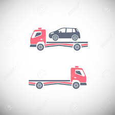 100 Truck Roadside Assistance Car Towing Royalty Free Cliparts Vectors