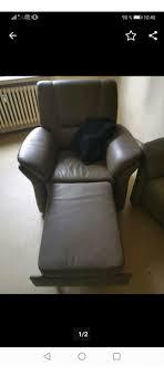 eck sofa echt leder