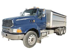 100 Dump Trucks For Sale In Iowa Sterling L8513 Used On Buysellsearch