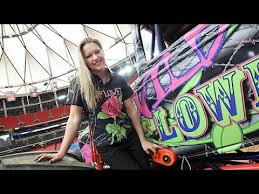 Rosalee Ramer Monster Truck Driver To Compete In Atlanta