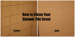 cleaning grout in bathroom tiles peenmedia