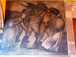 Jose Clemente Orozco Murales Hospicio Cabaas by The Third Story Created Between 1924 6 Includes The Murals