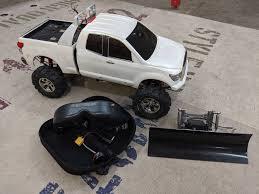 100 Rc Truck Snow Plow Artr FPV Tamiya HiLift Toyota Tundra RC4WD
