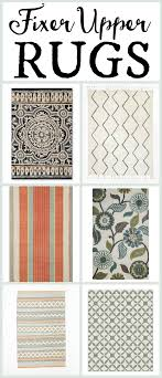 Fixer Upper Rugs Where To Buy Farmhouse Style As Seen In HGTVs