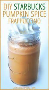 Pumpkin Spice Frappuccino Recipe Starbucks by Pumpkin Spice Starbucks Frappuccino Recipe For Fall Easy Copycat