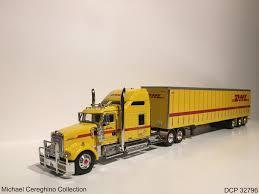 100 Diecast Promotions Trucks Replica Of DHL Kenworth W900 DCP 32796 DHL Kenwor Flickr
