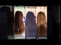 Hair Skin And Nails Gummies Review It Works Youtube