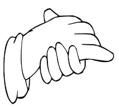 2014 Printable Coloring Pages Of Hands Showing Trust Preview New Windows Download