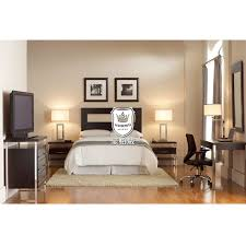 Hot Item 5 Star Modern Design Hotel Bedroom Wooden Furniture For Sale C04