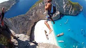 Base Jumping Gifs