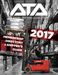 Alabama Trucking Association 2017 Membership Directory & Shipper's ...