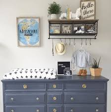 Baby Changing Dresser With Hutch by 19 Nursery Decor Ideas That Will Make You Say