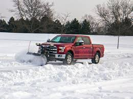 Ford Demonstrates Its Snow Plow Option For 2015 F-150 [w/Video ... Choosing The Right Plow Truck This Winter 2015 Ford F150 Snow Prep Kit Costs Just 50 Motor Trend Rear On Youtube Pickup Trucks With Plows Magnificient Best For Blizzard 720lt Suv Small Personal 72 Fisher Xtremev Vplow Fisher Eeering Nissan Titan Xd Package Is Ready For A White Christmas Matchbox 1954 Sinclair Models Of Yesteryear Transportation Stock Picture I1056548 At Featurepics Wing Expanding Stonebrooke
