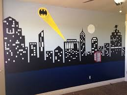 bedroom decor superhero bedroom themes batman decor inspiring