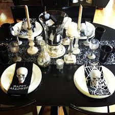 Halloween Decorations Inspired By Pottery Barn   Www.KoyoteKate.com Vintage Halloween Colcblesdecorations For Sale Pottery Barn Host Your Party In Style Our Festive Dishes Inspiration From The Whimsical Lady At Home Snowbird Salad Plates Click On Link To See Spooky Owl Bottle Stopper Christmas Thanksgiving 2013 For Purr03 8 Ciroa Wiccan Lace Dinner Salad Plates