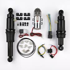 100 Air Ride Suspension Kits For Trucks Buy XFMT Adjustable Rear Kit Harley Davidson