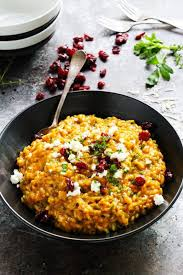 Pumpkin Risotto Recipe Easy by Pumpkin Dinner Recipes For Fine Fall Eating Brit Co