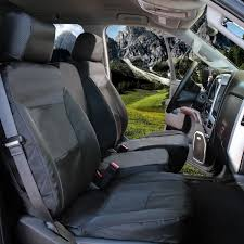 Coverking Cordura Ballistic Custom-Fit Seat Covers