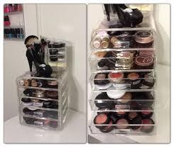 Desk Drawer Organizer Target by Clear Acrylic Makeup Organizer W Drawers Ediva