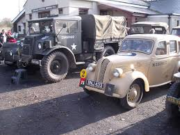 WW2 Chevrolet Truck And Late 1930s Standard Saloon | Ww1/2 ...