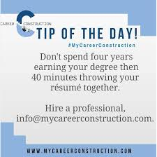 career coaching and resume writing career construction