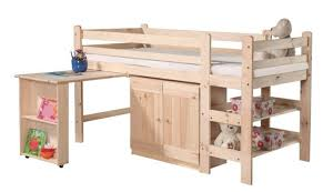 bureau enfant pin lit combiné enfant avec bureau vincent pin massif mobilier en pin