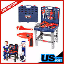 Step2 Workbenches U0026 Tools Toys by Childrens Work Bench Workshop Kids Play Tools Set Construction Toy