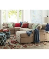 Macys Radley Sleeper Sofa by Radley Fabric Sectional Sofa Collection Created For Macy U0027s