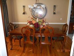 Thomasville Dining Room Chairs Discontinued by Thomasville Chair Company Dining Room Set High Quality