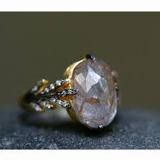 Anna Pacquins Vintage Inspired Engagement Ring