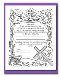 Great Lenten Lapbooks With A Calendar Inside It As Well Stations Of The Cross And Giving Up Doing List