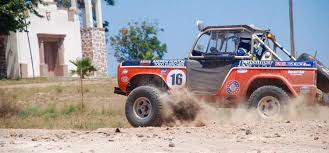 100 Desert Rat Truck Center Kaysinger Racing 3rd Place Baja Norra 1000 US MAGS