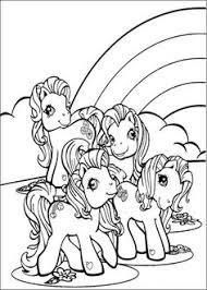 Kleurplaat My Little Pony Op Kids N Funnl Unicorn Coloring PagesColouring