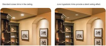 Juno LED Trims Take the Focus f Your Ceiling and Shines the