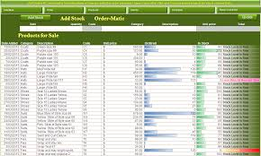 Tracking Inventory With Excel