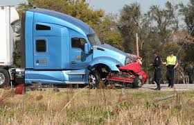 100 Semi Trucks For Sale In Kansas Family Truck Driver File Separate Suits After Fatality Crash
