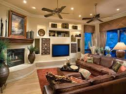 Mediterranean Style Furniture Photo 1 Of 7 Homey Living Room Styles And Colors With Modern Des