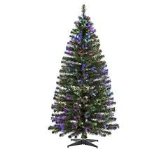 Argos Home 6ft Fibre Optic Christmas Tree