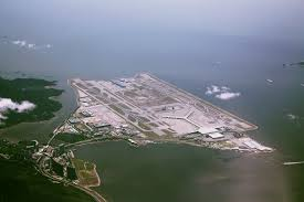 Kansai Airport Japan Sinking by Japan U0027s Floating Airports