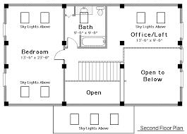 Second Floor House Design by Second Floor Floor Plans Or By Floor Plan The Osprey 2nd Floor