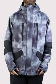 daily 2 mens jacket neff