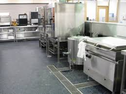 Poured Epoxy Flooring Kitchen by 38 Best Commercial Kitchen Flooring Images On Pinterest